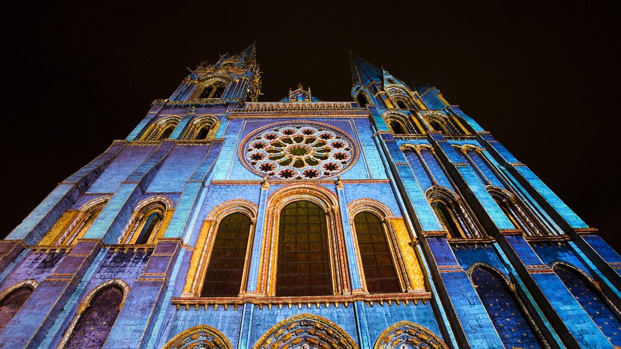 Chartres en Lumières 2021