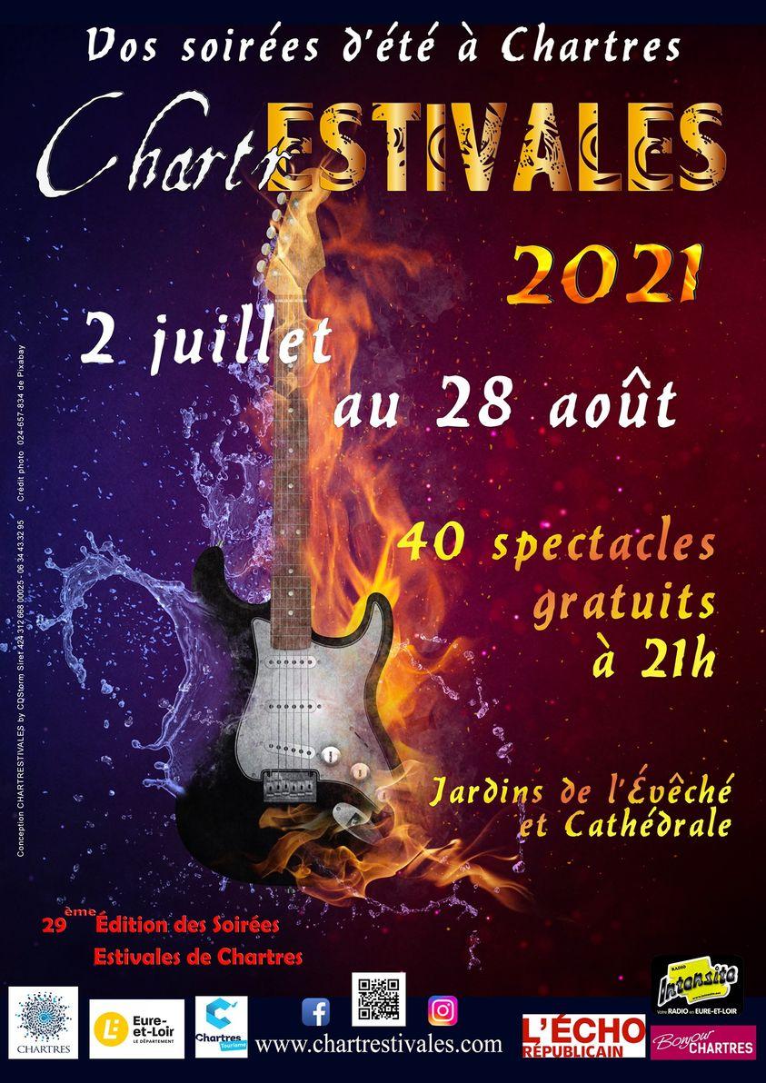 Chartr'ESTIVALES 2021