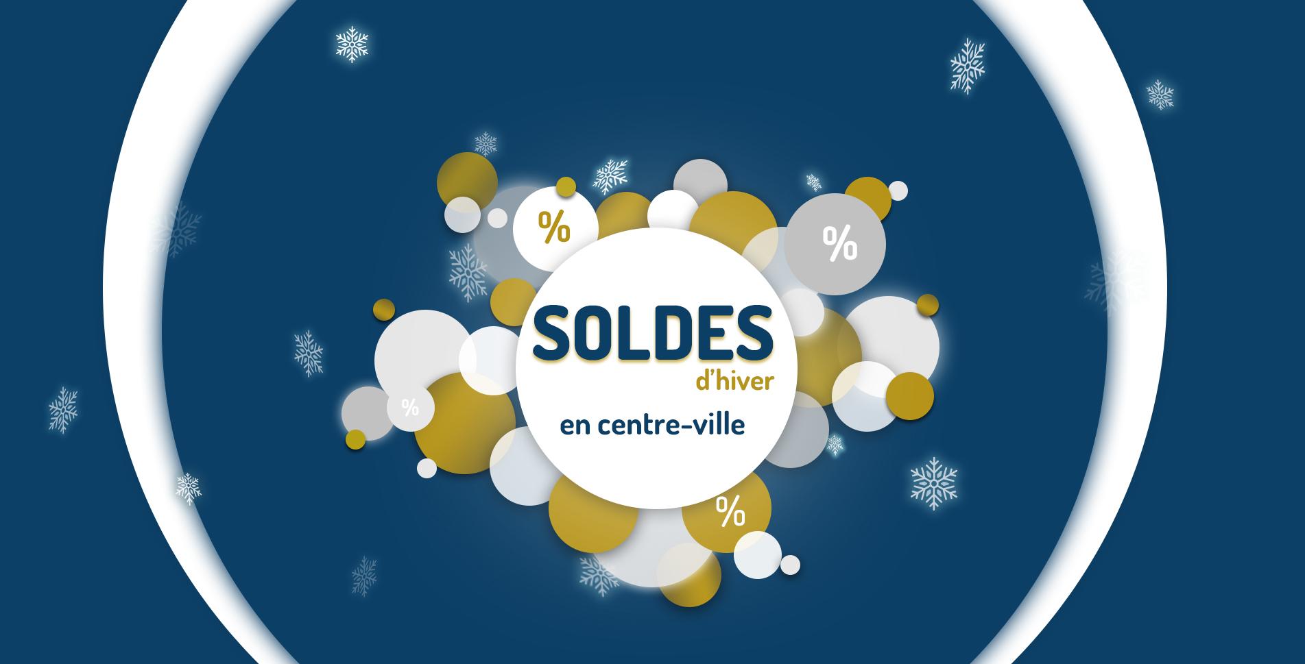 Les SOLDES d'hiver prolongés jusqu'au 02 mars 2021 !