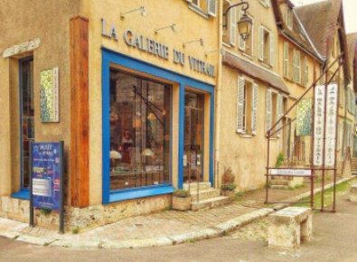 Galerie du Vitrail