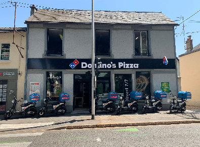 Domino's Pizza Chartres