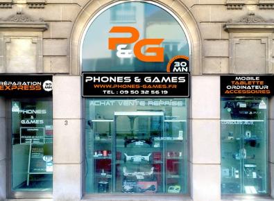 Phone & Games