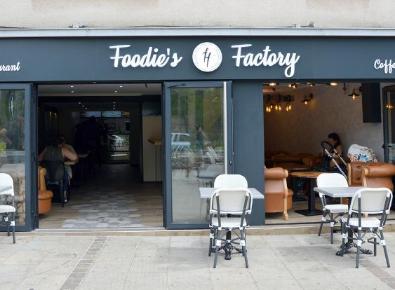 Foodie's Factory