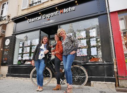 Chantal Dupont Hâche Immobilier