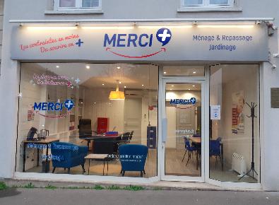 Agence Merci Plus de Chartres