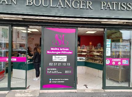 Boulangerie          Saint Maurice