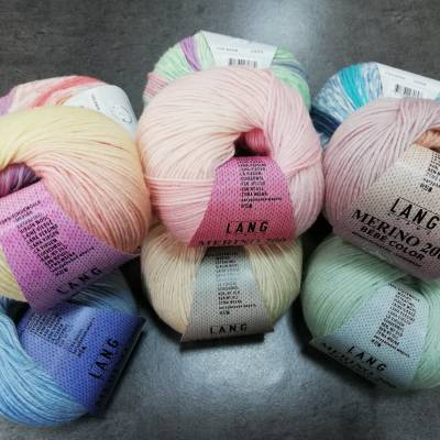 Laines Lang Yarns