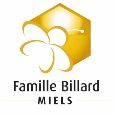 Gamme de miels Terre d'Eure-et-Loir de la Famille Billard