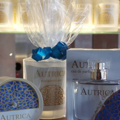 Pack Autrica : parfum et bougies