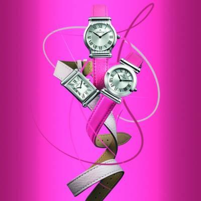 montre Michel herbelin quartz Antares interchangeable fabriquée en france