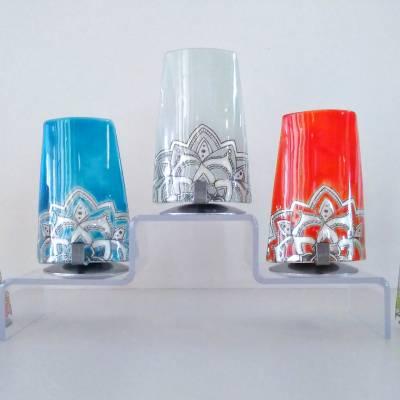 Photophores verre fusionné