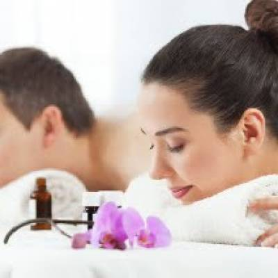 Bon cadeau Massage personnalisé en Duo 1h00