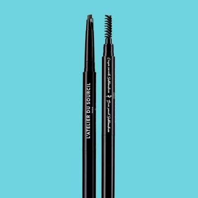 CRAYON SUBLIMABROW BISEAUTE Le Crayon Sourcils Sublimabrow Biseauté est un crayon mécanique à double