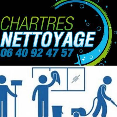 NETTOYAGE Copro., remise en état, entretien... CHARTRES NETTOYAGE
