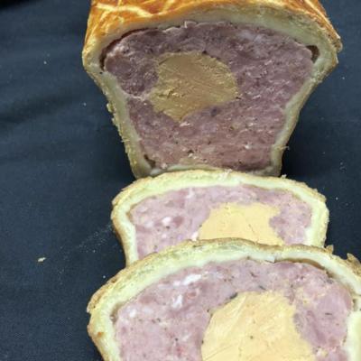 Pâté de Chartres 49,90€/kg