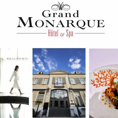 Hôtel Restaurant Bistrot Spa Bar Coiffeur Salon de thé Epicerie fine Cours de cuisine cave