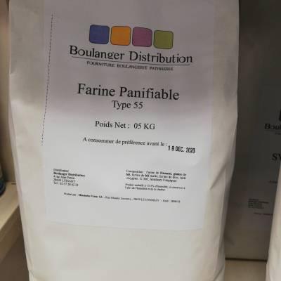 Farine T55 en 5 kg