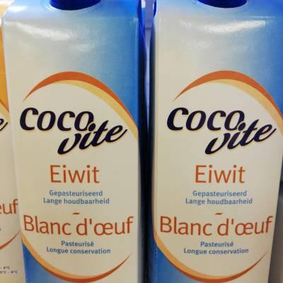 Blanc d'œuf 1L