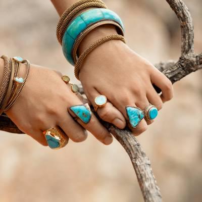 Bijoux en pierres naturelles et fantaisies
