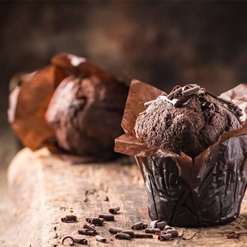 Muffin pâte à étoiler BIO