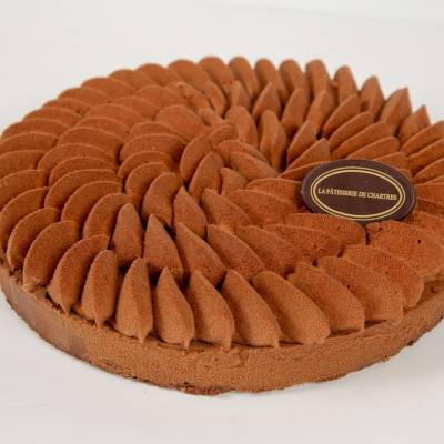 Notre Tarte Chocolat