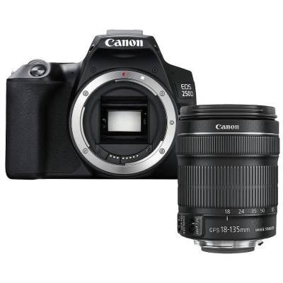 Canon 250D avec 18-135 + 1H de cours photo offert 949€