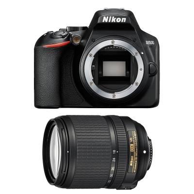 Nikon D3500 avec 18-140mm + 1H de cours photo offerte 699€