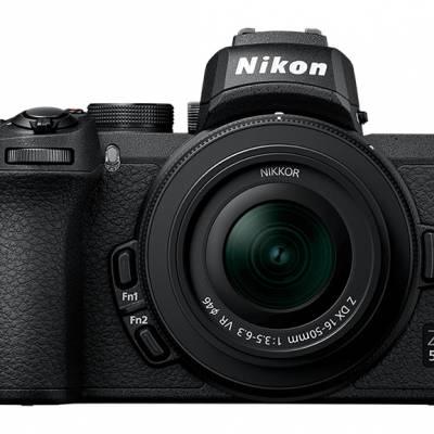 Nikon Z50 avec 16-50mm 1149€