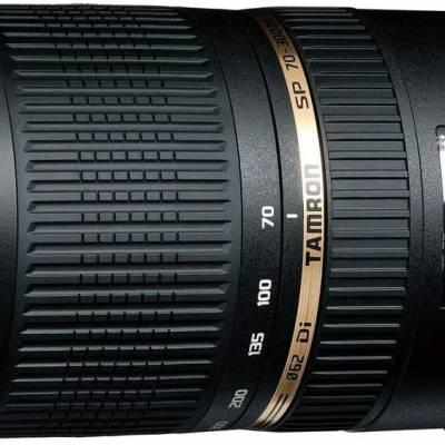 Tamron monture Nikon 70-300mm Di Vc 379€