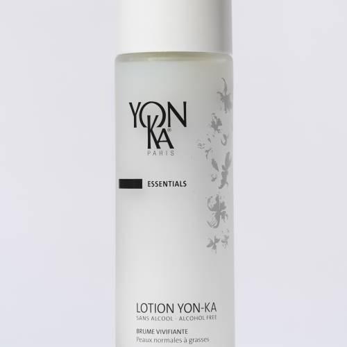 LOTION YON-KA PNG: PEAUX NORMALES A GRASSES
