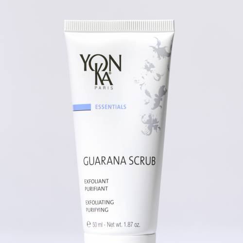 GUARANA SCRUB - EXFOLIANT VISAGE