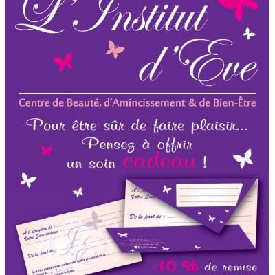 Carte Cadeau L'Institut d'Eve