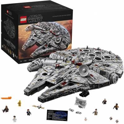 Millennium Falcon (7541 pièces)