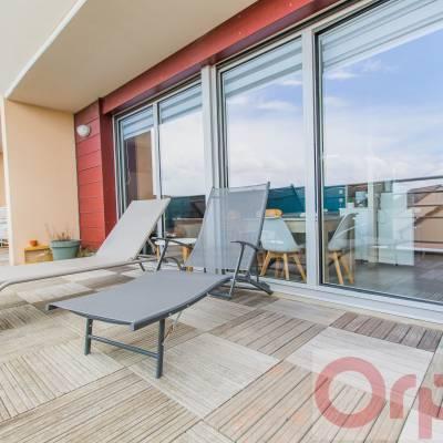 Appartement avec vue Cathédrale - 2 chambres, Terrasse de 40 m² - 249 000 €