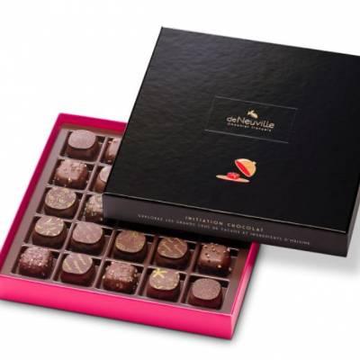 Collection Initiation Chocolat : explorez les grands crus de cacao et les ingrédients d'origine