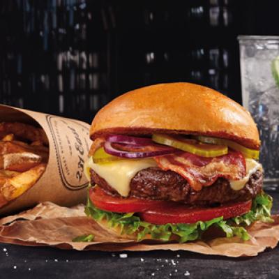 Gourmet Burger 231 East Street