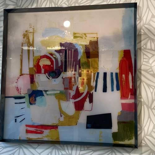 tableau multicolor