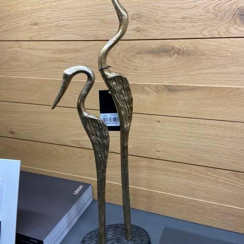 statue oiseaux