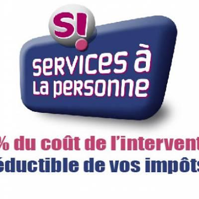 Service à la personne / Crédits d'impôts